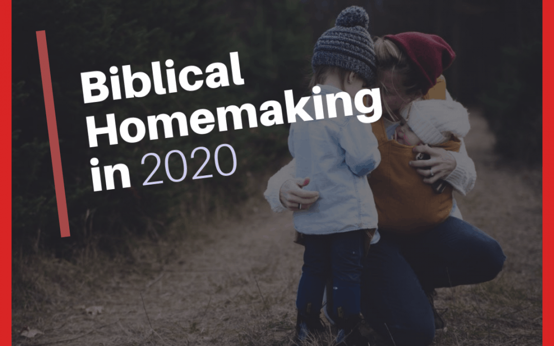 Biblical Homemaking: Life in my 30s