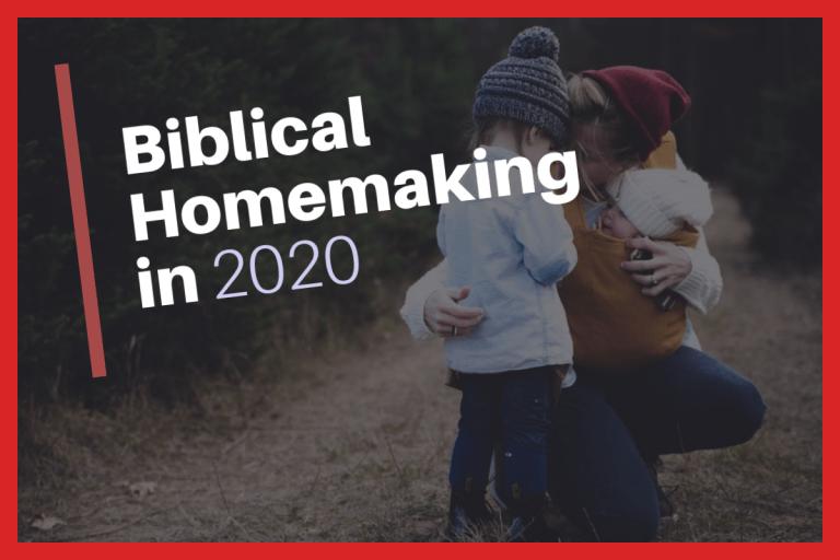 Biblical Homemaking: Life in my 30s