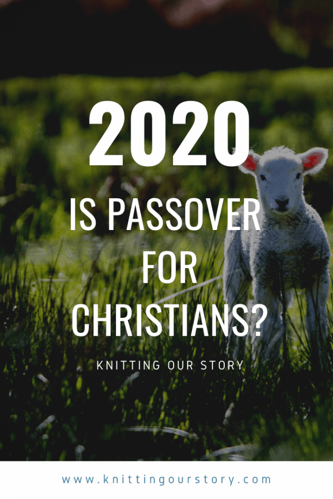 passover 2020 is it for christians?