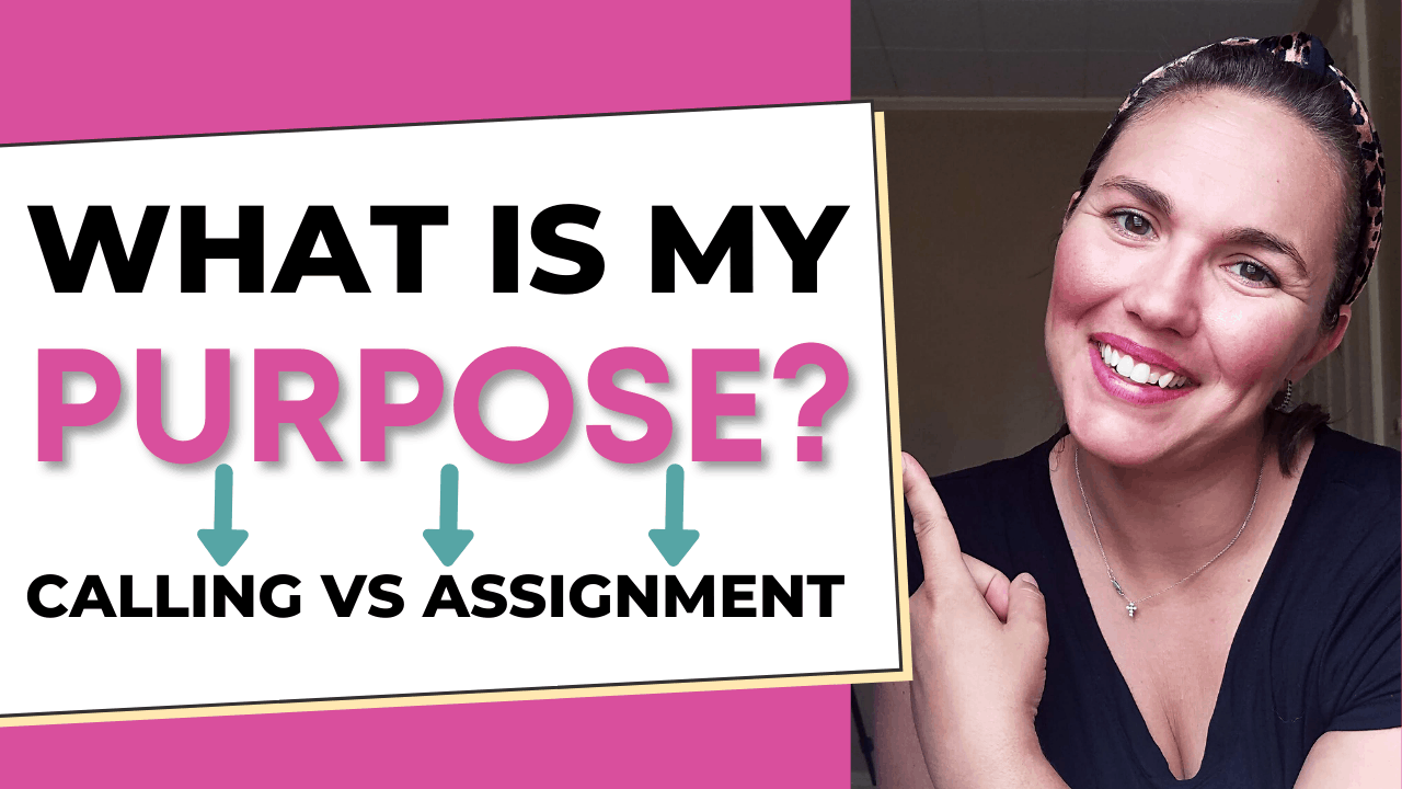 What is my Purpose_Calling vs Assignment