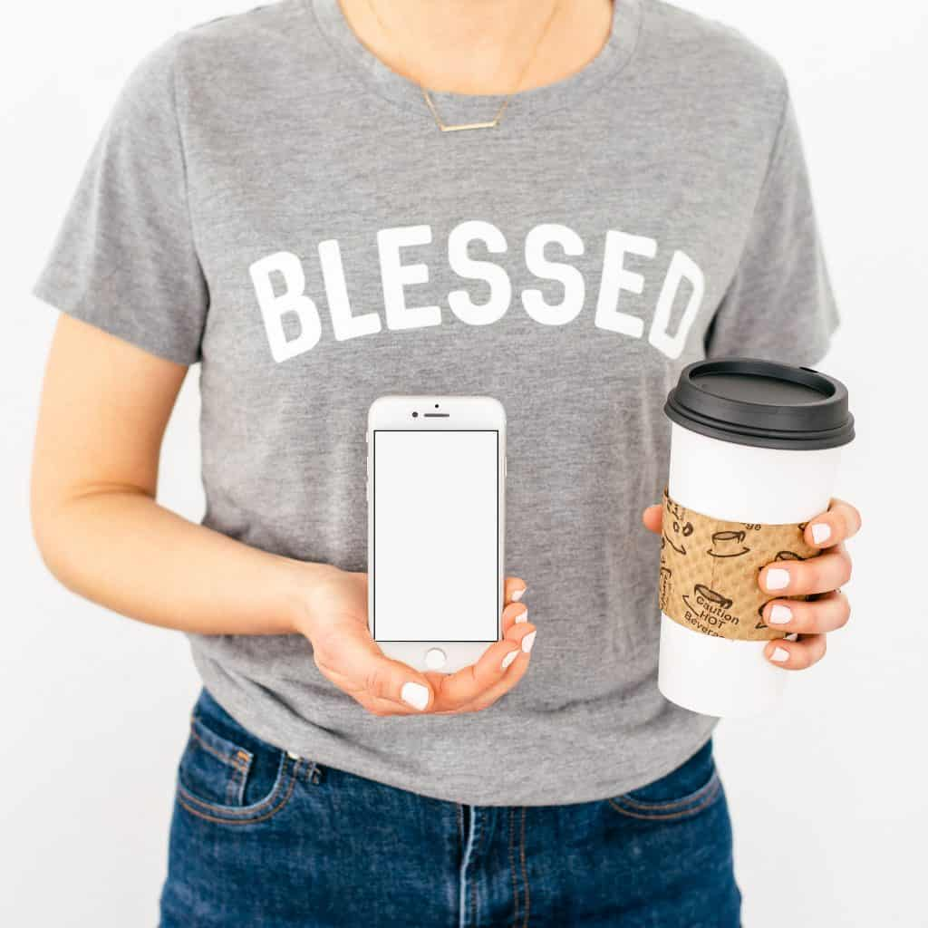 bible on phone vs paper bible